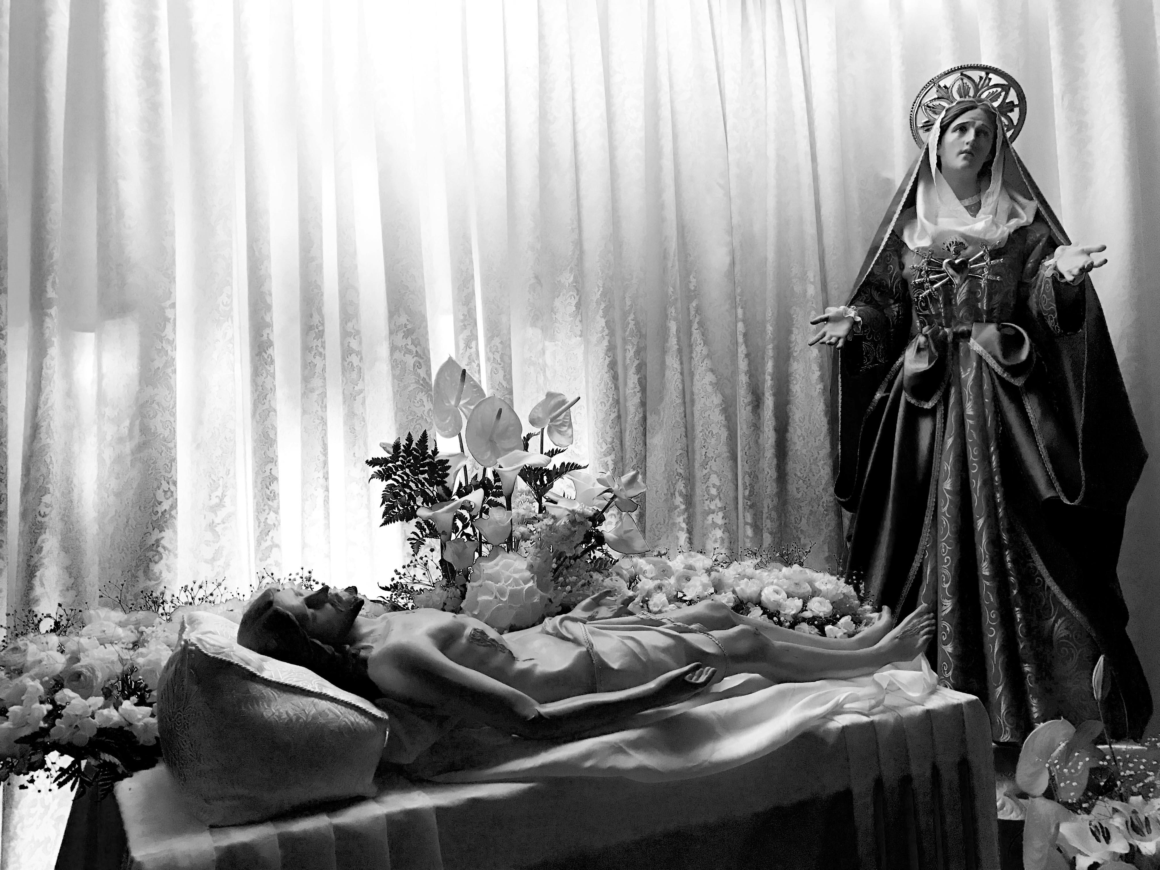 Venerdì santo - Sepolcro