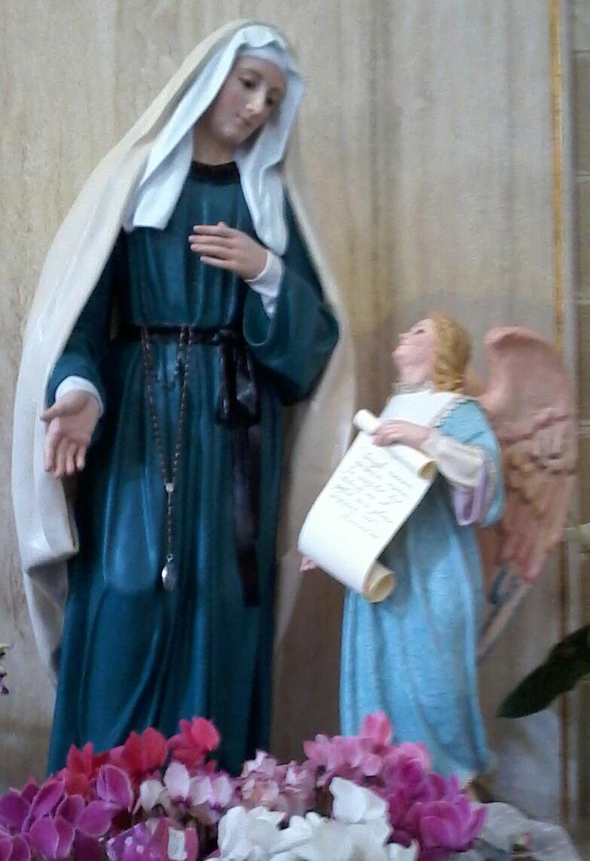 santa francesca romana protettrice di speranza e vita